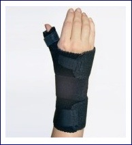 RCAI Wrist Extension with Thumb Spica
