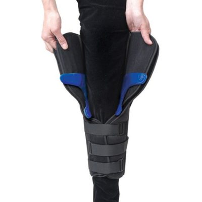 universal 3-panel knee immobilizer