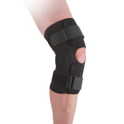 Ossur Neoprene Wraparound Hinged Knee Support