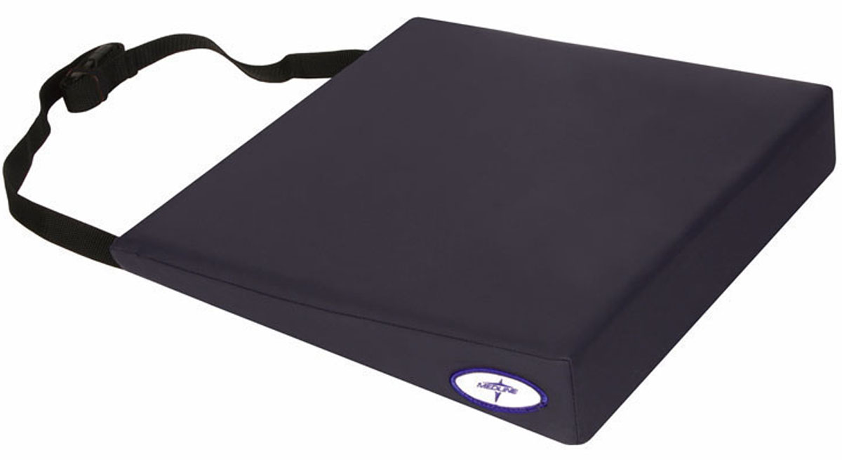 Anti Thrust Foam Wedge Cushion With Gel Kustom Kinetics